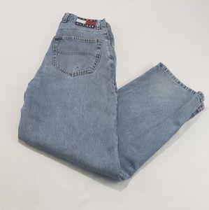 Vintage Tommy Hilfiger 90s Retro Blue Jean Pants